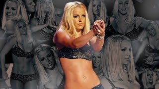10 Bloopers with Britney Spears on Professional Recording