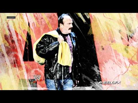 2014: Jake Roberts 1st WWE Theme Song -