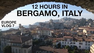 видео Бергамо | Шоппинг,Экскурсии,Работа,Мебель в Римини