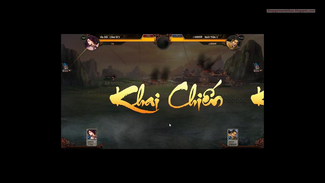 Web Game Tam Quốc Chí Phên Bản Hồn Tam Quốc Offline Việt Hoá Free Download