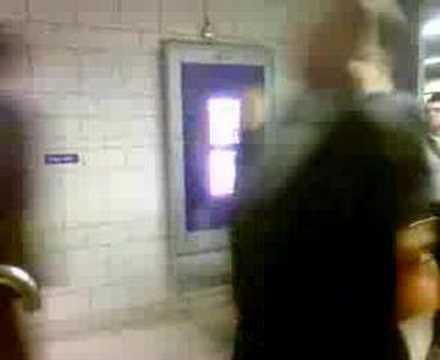 CBS Outdoor London Underground Digital Screens