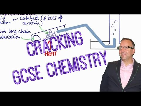 CRACKING PRACTICAL - GCSE CHEMISTRY CRUDE OIL