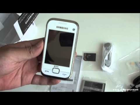 Khui hộp Samsung Champ Deluxe Duos C3312 - www.mainguyen.vn