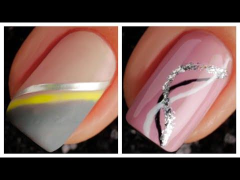 Cute Nail Art Design 2019 ❤️💅 Compilation   Simple Nails Art Ideas Compilation #99 thumbnail