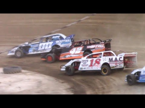 RUSH Pro Mod Feature | Old Bradford Speedway | 6-9-19