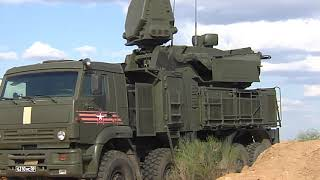 First Ever Russian and Serbian Joint Air Defense Drills