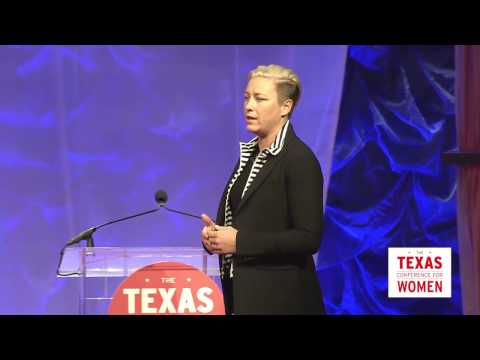 Abby Wambach Speaks at the 2016 TX Conference for Women