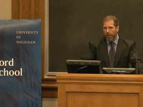 .@fordschool - Mark Jacobson: Afghanistan and Beyond