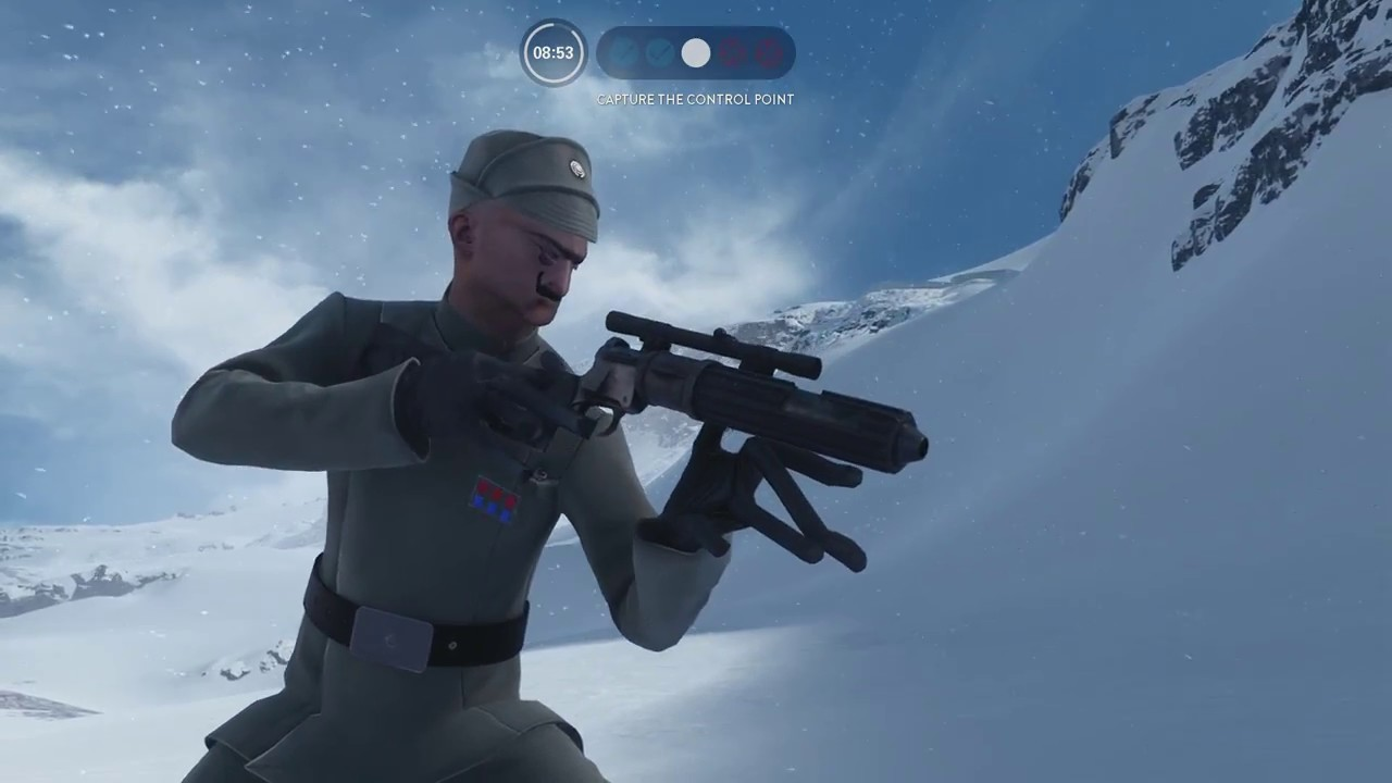 Star Wars Battlefront Never Do The Skin Glitch With Bossk