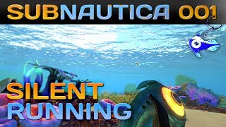 Subnautica [001] [Still und leise! Silent Running - Mit Bilder Event!] Let's Play Gameplay Deutsch thumbnail