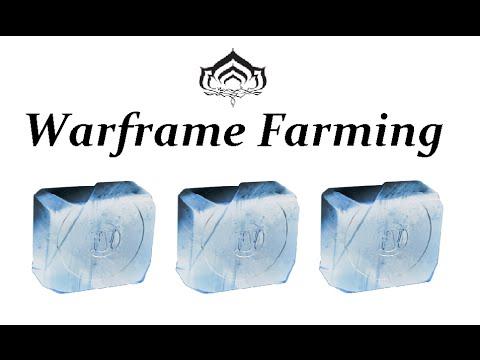 Warframe Farming Gallium Pre Specters Of The Rail Youtube
