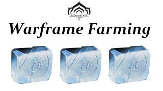 Warframe Farming - Gallium (Pre-Specters Of The Rail)