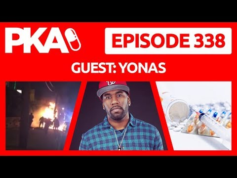 PKA 338 w/Yonas - Comey Hearing on Trump, Rapper KO'd on Stage, Taylor has no AC