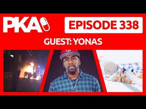 PKA 338 wYonas  Comey Hearing on Trump, Rapper KOd on Stage, Taylor has no AC