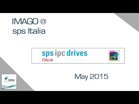 IMAGO @ sps ipc drives - Parma, Italy 2015