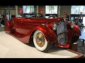 1936 Packard Named America's Most Beautiful Roadster 2017