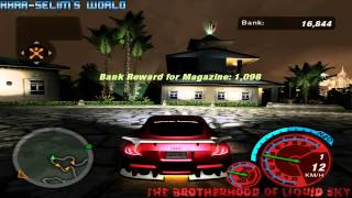 "Need For Speed Underground 2 (PC) - Epizod #57 ""Driver San Francisco"" (Khar-Selim Plays Games!)"