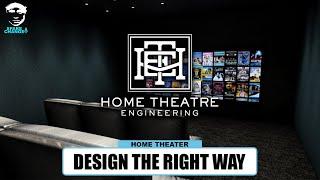 Home Theater Engineering Talks…