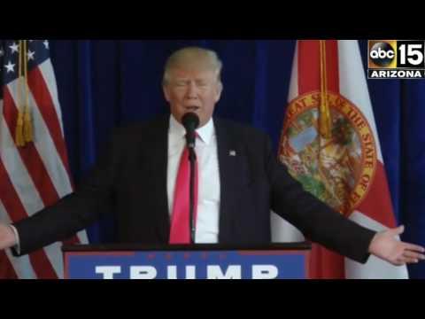 FULL: Donald Trump in Miami, FL - Trump asks Russia to find Clinton