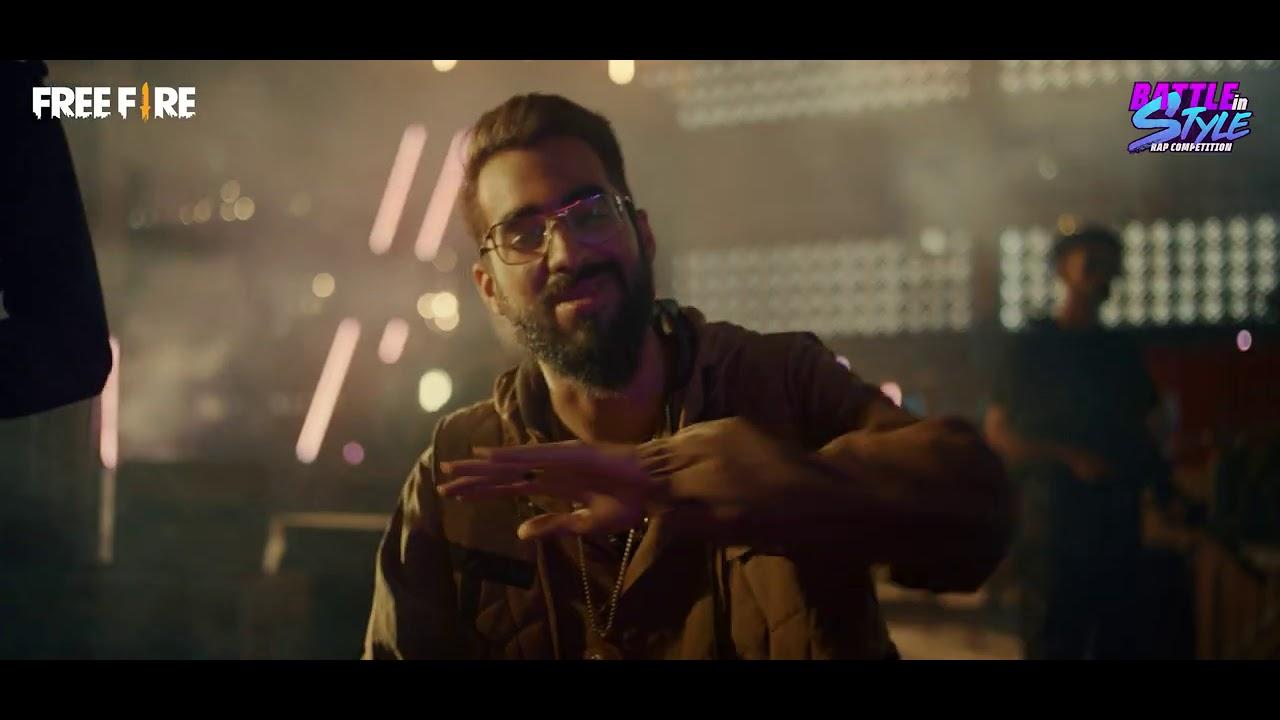 BATTLE IN STYLE - Young Stunners   Talha Anjum   Talhah Yunus   Rap Demon   Free Fire (Music Video)
