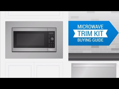 Microwave Trim Kit Buying Guide