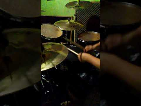 sonic youth - incinerate drum cover