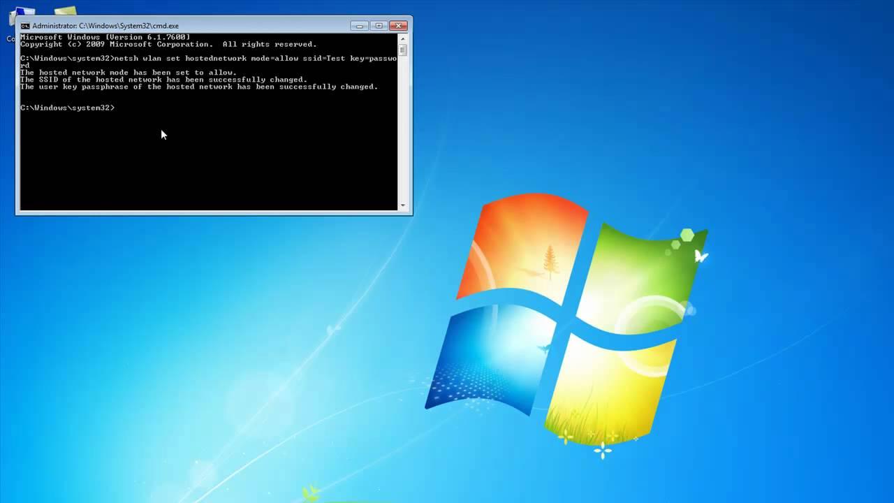 инструкция по настройке wifi для windows 7