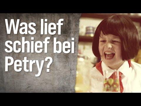 Was lief schief im Leben von Frauke Petry?   extra 3   NDR