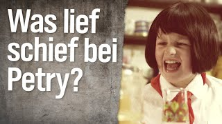 Was lief schief im Leben von Frauke Petry? | extra 3 | NDR