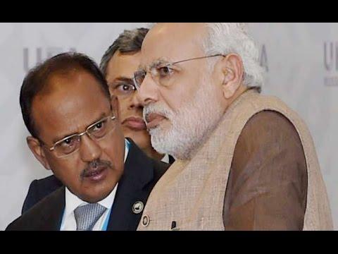Ajit Doval Submits NSA Report Details To PM Modi & Rajnath Singh