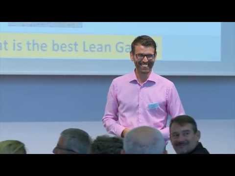 Joakim Hillberg: Lean Training - Using Games for Training
