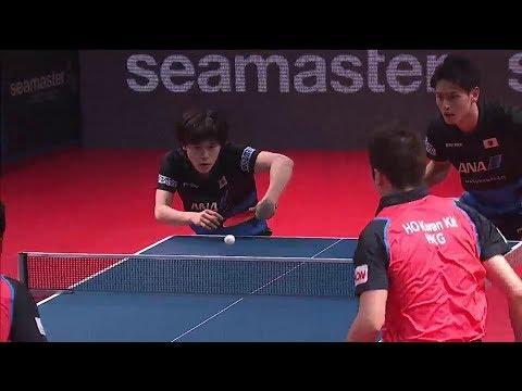 2017 Grand Finals (MD-Final) WONG C.Ting/HO Kwan Kit Vs MORIZONO M./OSHIMA Yuya [Full/English|720p]