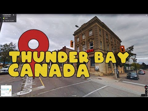 What's In Thunder Bay Ontario?