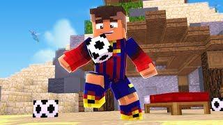 NEYMAR NO BEDWARS !! - Minecraft