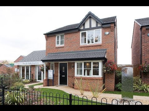 Bellway Homes  - The Weston @ Mallory Park, Birkenhead, By Showhomesonline