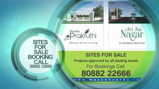 Residential plots for sale in Kanakapura Road