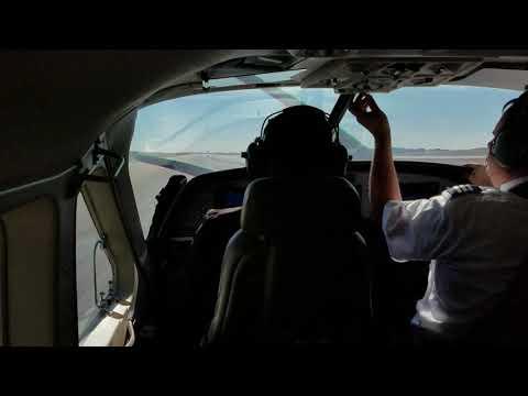 Southern Airways Express landing DFW