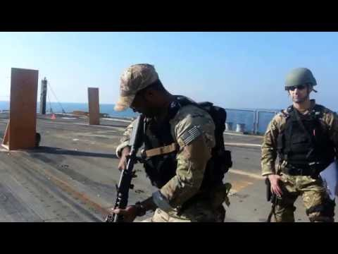 VBSS qual shoot (PTAG, CAT IV)