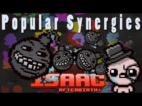 The Binding of Isaac Afterbirth Plus | Hydro Fetus | Popular Synergies