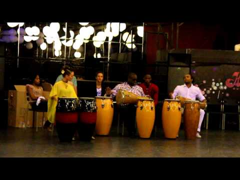AFRO-CUBAN DANCE Weekend. Rumba solar. Part 1