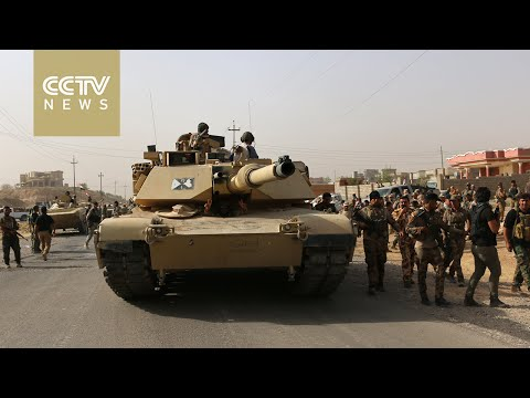 Iraqi security forces retake Shirqat from ISIL
