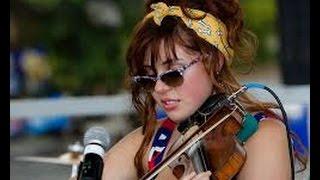 Amanda Shaw Live Cajun Music Benefit Video Clip