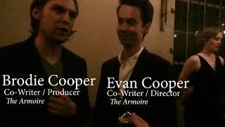 Download SHRIEKFEST 2017 Red Carpet Interview - BRODIE & EVAN COOPER, THE ARMOIRE