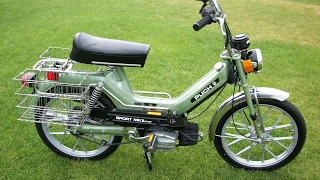 Puch Moped Repair