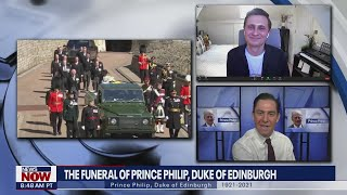 The funeral of Prince Philip: NewsNOW speaks with royal experts following ceremony