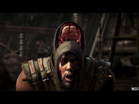 Mortal Kombat XL Predator Performs All Character Fatalities