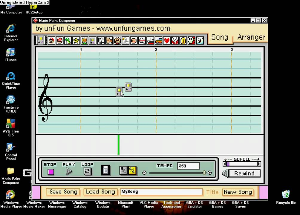 Mario paint composer download youtube.
