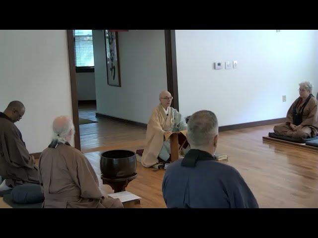 The Wheel of Sharp Weapons: Yamamoto Gempo Roshi & Dharmarakshita –Teisho by Shinge Roshi 6.5.2021