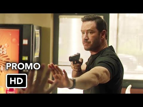 "The Passage (FOX) ""Monsters Do Exist"" Promo HD - Mark-Paul Gosselaar series"