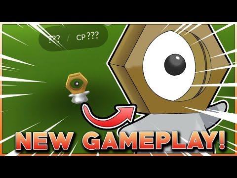 NEW POKEMON SHOWCASED IN POKEMON GO! NEW GAMEPLAY OF LEAKED POKEMON!